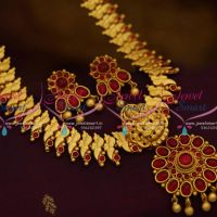 peacock-design-chain-temple-pendant-short-necklace-traditional-gold-one-gram-jewellery