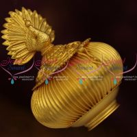 sindoor-kum-kum-box-one-gram-gold-plated-peacock-design-auspicious-south-indian