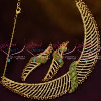 solitaire-gold-design-imitation-necklace-gold-plated-ruby-emerald-stones-jewellery-online