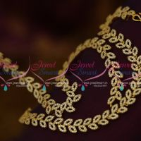 leaf-design-cz-anklets-payal-leg-chain-latest-gold-finish-jewellery-shop-online