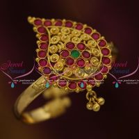 kemp-small-size-girls-kids-jewellery-armlet-traditional-mango-design-buy-online