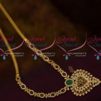 Multi Colour Stones American Diamond Jewellery Haram Latest Gold Plated Designs Online