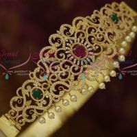 American Diamond Vaddanam Bridal Jewellery Collections Latest Fashion Online