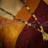 Long Mangalsutra 26 Inches 100 Mg Forming Gold Plated Collections Online