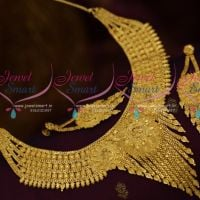 Latest Broad 100Mg Forming Jewellery Traditional Imitation Necklace Shop Online