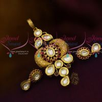 Ruby Kundan Latest Imitation Jewellery Collections Shop Online
