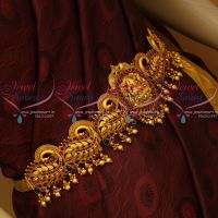 Temple Jewellery Nagas Oddiyanam Belt Handmade Bridal Designs Shop Online