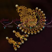 Intricate Work Latest Matte Gold Fashion Jewellery Designs Small Earrings Online