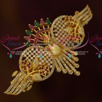 AD Fashion Jewellery Peacock 3D Hair Clip Women's Accessories Buy Online
