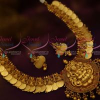 Temple Coin Jewellery Ornaments Kasulaperu Gold Design Traditional Jewellery Online