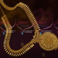 Kerala Design Jewellery Latest Delicate Handmade South Indian Collections Online