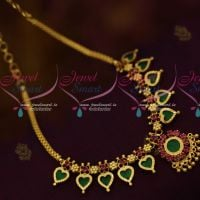 Kerala Palakka Model Mala Design Necklace South Indian Traditional Jewellery Online