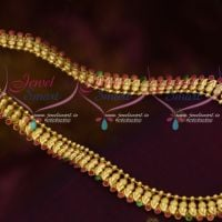 Mango Haram Gold Plated Kemp Low Price South Indian Jewellery Online