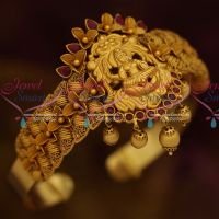 Temple Jewellery Belt Vanki Adjustable Nagas Traditional South Design Collections Online