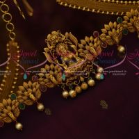 Temple Jewellery Nagas Flexible Oddiyanam Belt Handmade Bridal Designs Shop Online