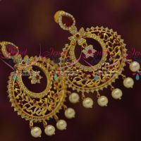 Big Size AD Ear Studs Latest Fashion Jewellery Collection For Women Shop Online