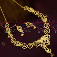 Light Matte Finish Trendy Imitation Jewellery Forming Casting Real Look Collections