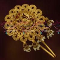 One Gram Temple Jewellery Rakodi Hair Choti Single Piece Jada Billa Shop Online