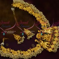 Temple Nagas Jewellery One Gram Gold Gajalakshmi Collections Latest South Indian Designs Shop Online