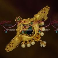 Gold Plated Peacock 3D Design Feathers Hair Clip High Quality Imitation Accessories For Women Online