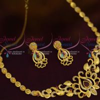 Thin Flexible Short Necklace Casting Forming 100 Mg Plated Real Look Jewellery Collections Online