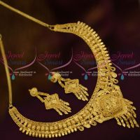 Casting Design 100 Mg Forming Light Matte South Indian Jewellery Designs Shop Online