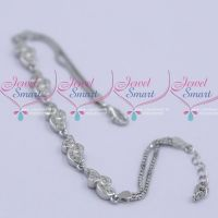 92.5 Silver Flexible Bracelet Daily Wear Jewellery Collections Shop Online
