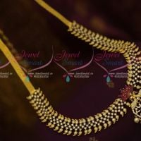AD Ruby White Stones Fancy Chain Oddiyanam Latest Fashion Jewellery Collections Shop Online