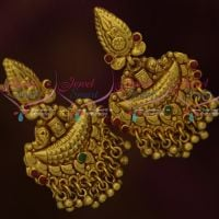 Antique Jewellery Nakshi Traditional ScrewBack South Indian Collections Online