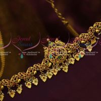 Gold Jewellery Finish One Gram Hip Chain Kamarbanth Latest Party Wear Designs Online