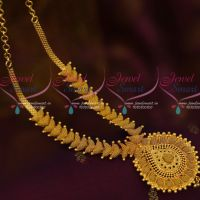 Gold Plated South Indian Handmade Jewellery Collections Low Price Design Shop Online