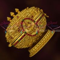 Traditional Temple Gundla Rudraksh Design Sindoor Box Nagas Jewellery Shop Online