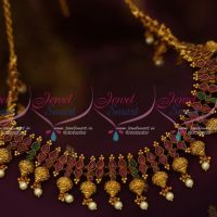 Antique Nakshi Beads Heavy Gundla Design Ruby Emerald Grand Hip Chains Shop Online