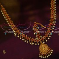 Kemp Round Diamond 2 Design Traditional Jewellery Damini Mathapatti Red Stones Bridal Jewellery Shop Online