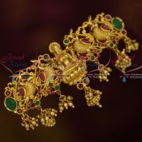 Temple Hair Clips One Gram Gold Plated Matching Jewellery Accessory Shop Online