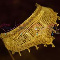 Gold Plated Jewellery Casting Design Bridal Low Price South Indian Collections Online