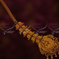 Temple Jewellery South Indian Forehead Nethichutti Grand Bridal Design Collections Shop Online