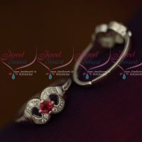 Ruby South Indian Auspicious Jewellery 92.5 Silver Antique Toe Rings Metti Shop Online