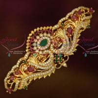 Gold Covering Sparkling Multi Color Hair Clip Imitation Matching Jewelry Buy Online