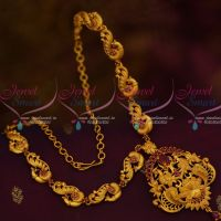 Latest Matte Fashion Jewellery Designs Low Prices AD Ruby Stones Shop Online