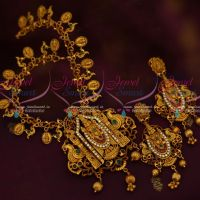 Lord Balaji Venkatachalapathy Temple Coin Jewelry Latest Traditional Designs Shop Online