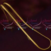 4 MM Flat Bullet Model South Indian Daily Wear Artificial Jewelry Shop Online