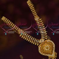 White AD Stones Imitation Jewelry South Indian Micron Covering Low Price Daily Wear