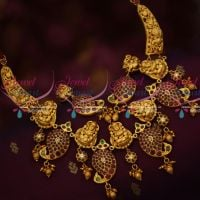 Real Look Hollow Nagas Handmade Intricately Crafted Gold Antique Imitation Jewelry Shop Online