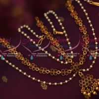 Kemp Damini Pearl Chain Grand Bridal Hair Jewellery Maang Tikka Shop Online