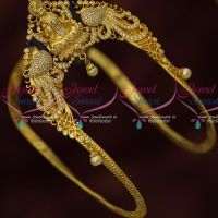 South Indian Bridal Jewellery Temple CZ One Gram Aravanki Shop Online
