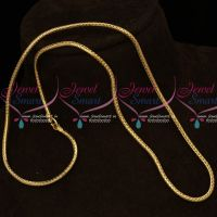 Thali Kodi 3.5 MM Thickness Gold Covering Daily Wear Chains Online