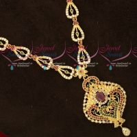 AD Micron Gold Plated Long Lasting Colour Medium Haram Latest Designs Online