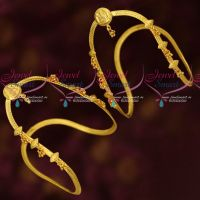 South Indian Traditional Jewellery Low Price Gold Plated Vanki Shop Online