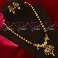 Real Look One Gram Gold Imitation Jewellery Beaded Haram Latest Designs Online